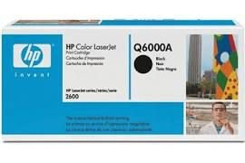 Toner Original  Q6000a 124a Black |   1600 2600 2600n 2605 Cm1015 Cm1017 | 2.5k
