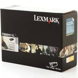 Toner Original Lexmark T650h11b T650h11l T650 T654 T656 T652 25K