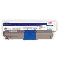Toner Original Okidata 44469703 Cyan C330 C331 C530 C531 MC361 Mc362 Mc562 3k