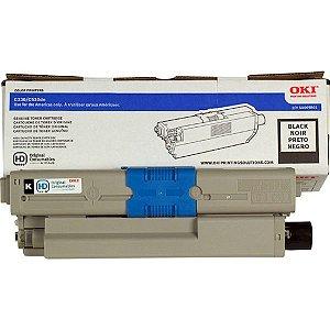 Toner Original Okidata 44973596 Black C330 C331 C530 C531 MC361 Mc362 Mc562 3.5k