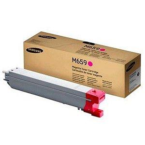 Toner Original Samsung Clt-m659s M659 Magenta | Samsung Clx-8640 Clx-8650 | 20k