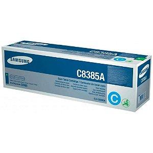 Toner Original Samsung Clx-c8385a C8385 Cyan | Samsung Clx-8385nd | 15k