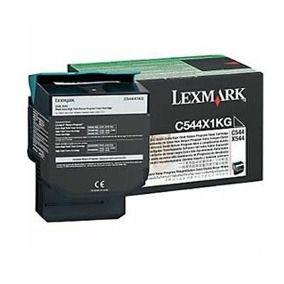 Toner Original Lexmark C544x1kg Black | Lexmark C544 C546 X544 X546 X548 | 6k