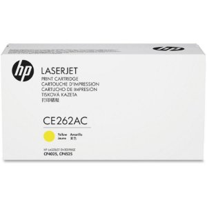 Toner Original Hp Ce262a Ce262ac 648a Yellow Hp Laserjet Color Cp4025 Cp4025n Cp4525 Cp4525n 11k