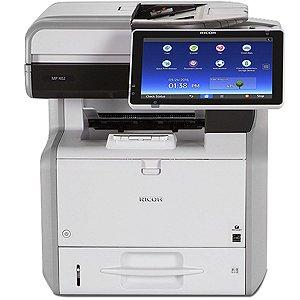 Impressora Multifuncional Ricoh MP 402SPF Rede e Duplex