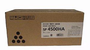 Toner Original Ricoh SP4500HA 407316 Sp4510 SP4510SF SP4510 SP4510DN |12k