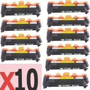 kit 10 un Toner Compatível Brother Tn1060 Tn-1060 Tn1000 HL1202 1212 1512 DCP1602 1617 1K