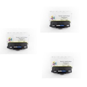 kit 3 un Toner Compatível Brother Tn580 Tn-580 Tn650 Tn-650 Hl5350 5370 8480 Byqualy 7K
