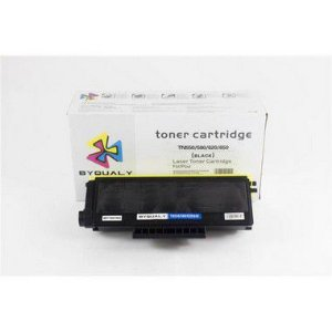 kit 6 un Toner Compatível Brother Tn580 Tn-580 Tn650 Tn-650 Hl5350 5370 8480 Byqualy 7K