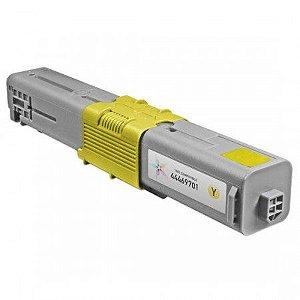 Toner Comp Katun Okidata 44469701 Yellow C330 C310 C530 C531 MC361 Mc562 3k