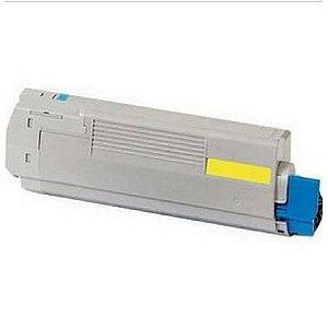 Toner Original Okidata C911 C931 C941 Yellow 45536521 38k