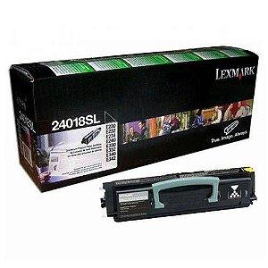 Toner Original Lexmark E230 E240 E330 E340 E342 24018sl 2.5k