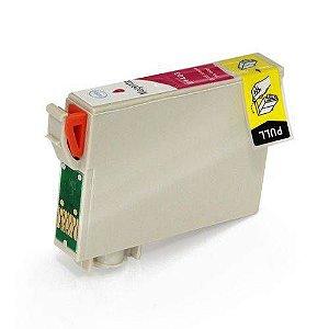 Cartucho Compatível Epson T1403 T140320 Magenta TX620 TX640 TX56 T42 12ml