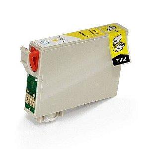 Cartucho Compatível Epson T1404 T140420 Yellow TX620 TX640 TX56 T42 12ml