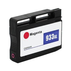 Cartucho Compatível Hp 933xl Magenta Cn055ab Officejet 7610 7110 7612 7510 7100a 13ml