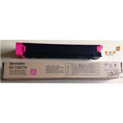 Toner Original Sharp MXC30NT-M MX-C30NT-M Magenta MX C250 C300 C300W C301W 6k