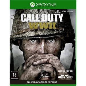 Game - Call Of Duty WWII - Xbox One