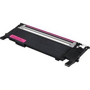 Toner Compatível Samsung Clt 407 M407 Magenta Clp320 Clp325 Clx3185 Clx3285 1K