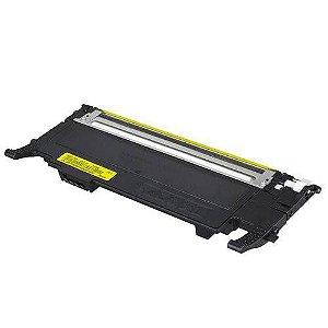 Toner Compatível Samsung Clt 407 Y407 Yellow Clp320 Clp325 Clx3185 Clx3285 1K