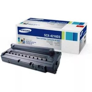 Toner Original Samsung SCX-4216D3 Black | SCX-4016 | SF-560 | SF-750