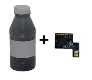 Kit Po cf 410 55g+Chip Para Hp Cf410a cf410 Black Hp M452 M477  2.3K