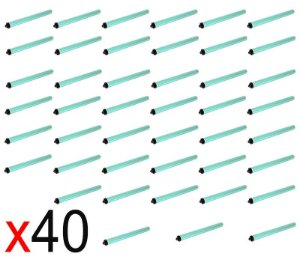 Kit 40 un Cilindro Para Hp Cb435a Cb436a Ce285a Ce278a Cf283a 85a 35a 36a 78a 83a