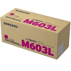 Toner Original Samsung Clt-m603l M603l 603l Magenta C4010 C4012 C4060 C4062 C3510 10k