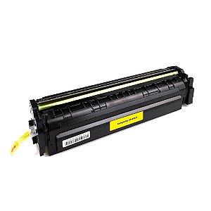 Toner Compatível Hp Cf502x 202X Yellow M281 M254 M281FDW M254DW Chinamate 2.5k Alto Rendimento