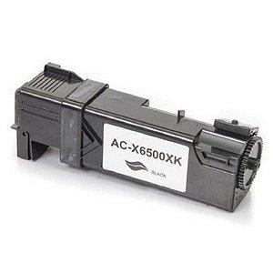 Toner Compatível Xerox 106r01604 | 106r01597 Black Phaser 6500 Wc 6505 Isd 3k