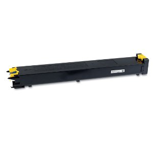 Toner Compatível Sharp MX-31NTYA Yellow MX2600 MX3100 MX4100 MX4101 MX5001 Isd 10k