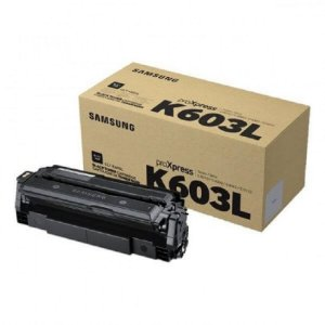 Toner Original Samsung Clt-K603l K603l 603l Black C4010 C4012 C4060 C4062 C3510 10k