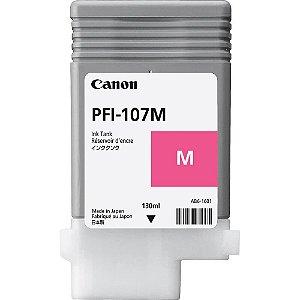 Cartucho Original Canon Pfi-107m Magenta IPF670 IPF680 IPF685 IPF780 IPF785 IPF770 130ml