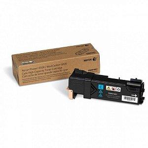 Toner Original Xerox 106r01601 | Cyan Phaser 6500 Wc 6505  2.5k