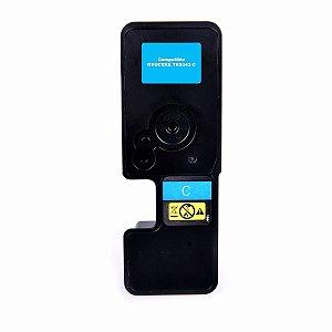 Toner Compatível Kyocera Tk-5242 Tk5242 TK5242c Cyan Ecosys M5526 P5026 M5526cdw P5026cdw 3k