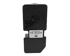 Toner Compatível Kyocera Tk-5242 Tk5242 TK5242Bk Black Ecosys M5526 P5026 M5526cdw P5026cdw 4k
