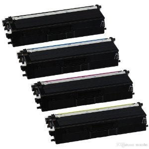 Kit 4 Toner Compatível Brother Tn413 Tn419 Tn429 L8360 L8610 L8900 L9570 9k K M C Y