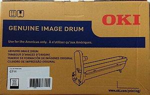 Fotocondutor Original Okidata 44318504 Black C711 30k