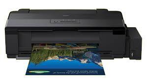 Impressora Epson A3 Ecotank L1800 Fotográfica  Colorida + 200 fls papel foto