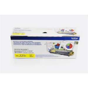 Toner Original Brother Tn225 Tn-225 Yellow Brother Hl3140 Hl3170 Mfc9130 Mfc9330 Mfc9020  | 2.2k