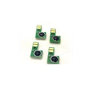 Kit 4un Chip P/ Hp Cf360a Cf361a Cf362a Cf363a 508A K M C Y M552 M553 M577