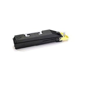 Toner Original Kyocera Tk-867 Tk867 Tk867y Yellow | Kyocera Taskalfa 250ci 300ci 12K