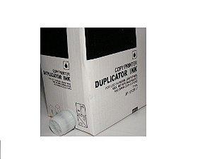 Kit 5 un tinta Duplicador Ricoh Jp12 Jp-12 Jp30 CPI3 CPI7 Dx3340 Cp5308 Cp5309 4563 4568 600ml