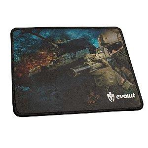 Mouse Pad Gamer Evolut EG-401 250x210x2mm HV-MP837
