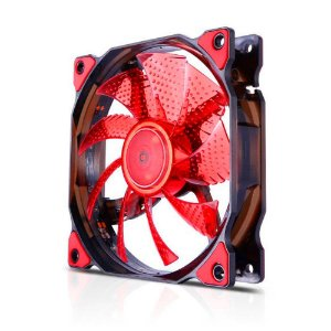 Cooler Fan Evolut Polar Wind Red 1100RPM
