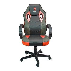 Cadeira Gamer Evolut EG-901 Vermelho C/ Preto