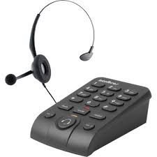 Telefone Headset Hsb 50 Intelbras Preto