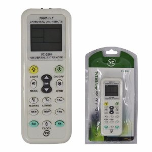 Controle Remoto Ar Condicionado Universal Serve 99% dos Aparelhos
