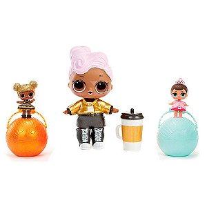 Mini Boneca 7 Surpresas LOL Glam Glitter - Candide 8909