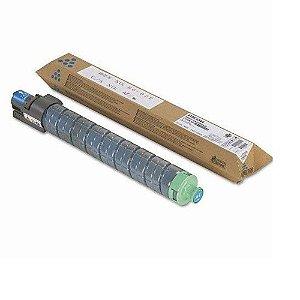 Toner Original Ricoh 841341 Cyan Mp C2000 C2500 C3000 C2020 884965 | 888639 | 15k