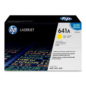 Toner Original Hp C9722a 641a Yellow Hp Laserjet 4600 4610 4650 | 8k